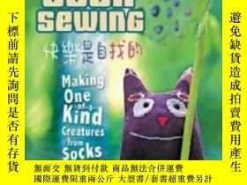 二手書博民逛書店Stray罕見Sock SewingY364682 Daniel North Light Books 出版2