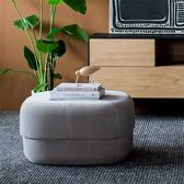 沙發矮凳換鞋凳客廳沙發小墩子可愛腳凳時尚【極簡生活館】