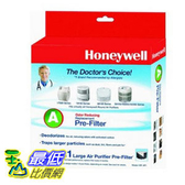[104 美國直購] Honeywell 過濾器 HRF-AP1 / Filter (A), Universal Carbon Air Purifier Replacement Pre-Filter_TA0