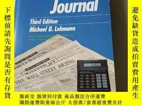 二手書博民逛書店The罕見wall street journalY151474 出版1990