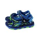 G.P(GOLD PIGEON) 涼鞋 運動型 藍/綠 童鞋 大童 G1623B-23 no404