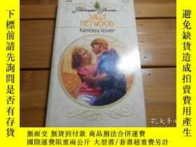 二手書博民逛書店SALLY罕見HEYWOOD , fantasy loverY1