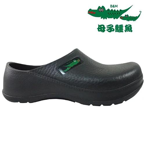 男女款 母子鱷魚 BCU5557 防水防油廚師鞋 工作鞋 雨鞋 防水鞋 超彈力發泡鞋底 MIT製造 59鞋廊