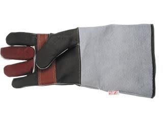電焊手套 電焊皮手套 超厚 A級 純手工 真牛皮 不易破 台灣製造。
