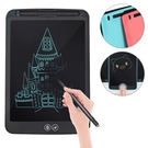 8.5吋兒童液晶手寫板電子彩色寫字板 局部可擦畫板小黑板-JoyBaby