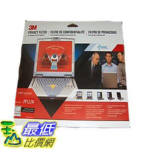 [現貨一個] 3M PF12.1W 螢幕 防窺片 16.4cm x26.13cm