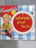 【書寶二手書T1/少年童書_GDO】Alphabet Soup Book