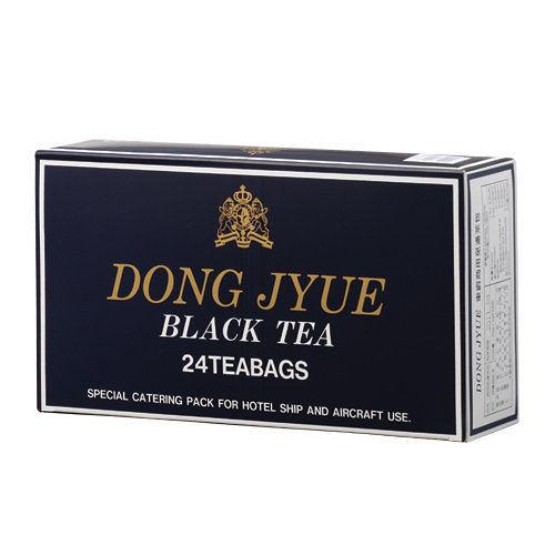 DONG JYUE 東爵 冰紅茶包 阿薩姆紅茶 茶包 25g*24入(1盒)-良鎂咖啡精品館