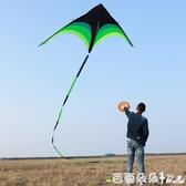 風箏 濰坊風箏大草原成人大型高檔輪線兒童初學者微風易飛新款長尾風箏『快速出貨』