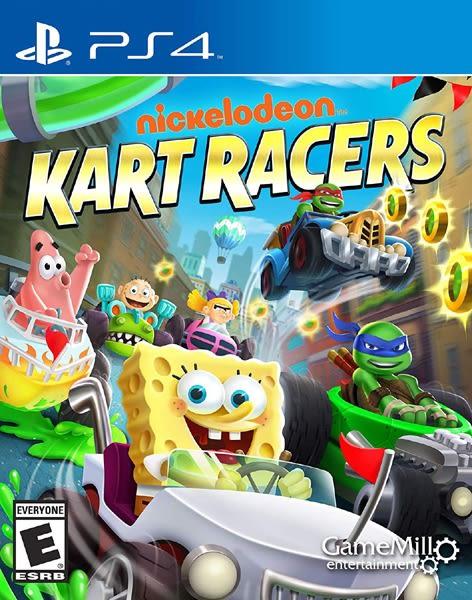 PS4 尼可羅頓 卡丁車賽車手(美版代購)