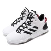 adidas 籃球鞋 Cloudfoam Revival Mid STAR WARS 白 黑 男鞋 運動鞋 白兵 【PUMP306】 AW4268