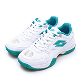 LIKA夢 LOTTO 全地形入門級網球鞋 SPACE 600系列 白藍 1085 女