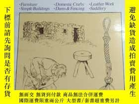 二手書博民逛書店英文原版罕見AUSTALIAN TRADITIONAL BUSH