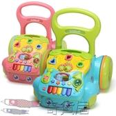 學步車寶寶手推車兒童玩具嬰兒防側翻音樂助步車6-18個月1歲7