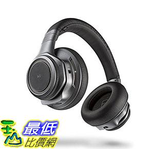 [107美國直購] 耳機 Plantronics BackBeat PRO+ Wireless Noise Canceling Hi-Fi Headphones