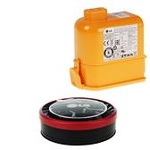 【LG耗材】A9K電池+紅色HEPA濾網 優惠組合