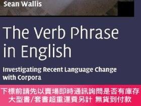 二手書博民逛書店The罕見Verb Phrase In EnglishY255174 Aarts, Bas; Close, J