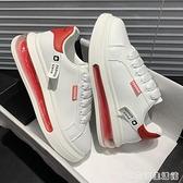 網紅日系爆款氣墊小白鞋女年夏季新款薄款厚底百搭洋氣板鞋子