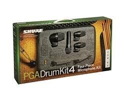 凱傑樂器 SHURE PGADRUMKIT4 DRUM KIT 爵士鼓 收音 麥克風 套組