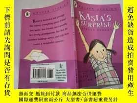 二手書博民逛書店kasia s罕見surprise:卡西亞的驚喜Y212829 不祥 不祥