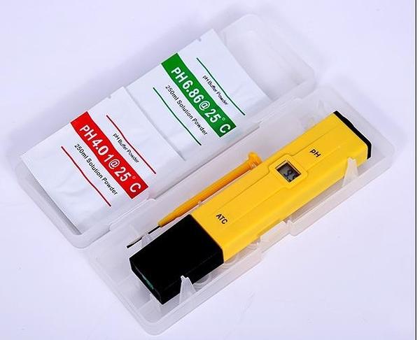 高精度ph計酸度計ph測試筆ph測試儀ph值水質檢測水族魚缸酸堿度計  維多原創