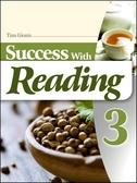 (二手書)Success With Reading 3(20K彩圖版)