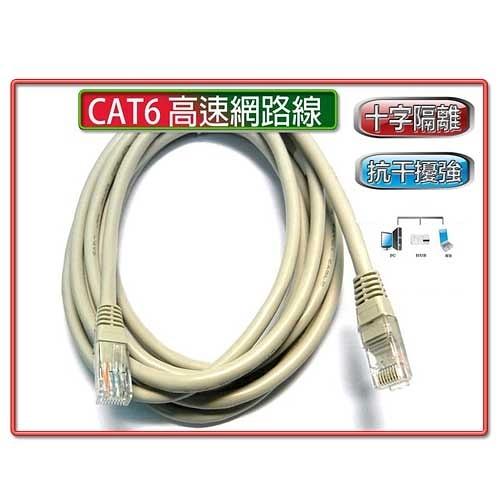 i-wiz 彰唯 CT6-1 CAT6 1米 頻寬最高可達1000Mbps 高速網路線