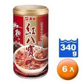 泰山 紅八寶(紅麴、紅棗、枸杞) 340g (6入)/組
