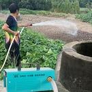 抽水機充電水泵農用灌溉抽水機澆菜高壓一寸大流量抽井水12v隔膜抽水泵 小山好物