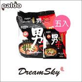 韓國 Paldo 八道男子麵 (575gX5入) 辣泡麵 Dreamsky