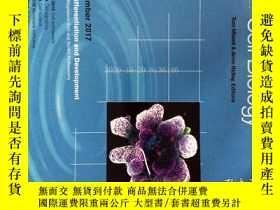 二手書博民逛書店Current罕見Opinion in Cell Biology (Journal) 12 2017 細胞生物學現