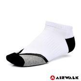 AIRWALK 運動踝襪 白 A825350000 鞋全家福