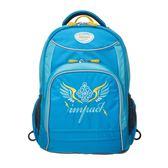 【IMPACT】《超輕量》輕躍調整型護脊書包-藍/粉 IM00223RB IM00223PK