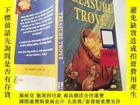 二手書博民逛書店Treasure罕見trove:寶藏Y200392