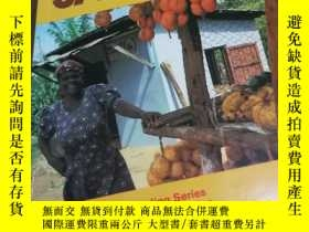 二手書博民逛書店Berlitz罕見Travel Guide to Jamaica