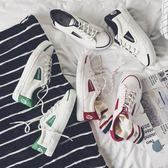帆布鞋夏季透氣板鞋男士休閒鞋韓版潮流百搭小白鞋ins超火的鞋子 法布蕾輕時尚