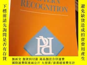 二手書博民逛書店Pattern罕見Recognition Volume 54Y1