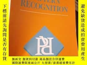 二手書博民逛書店Pattern罕見Recognition Volume 54Y1