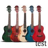 烏克麗麗尤克里里初學者學生成人女男兒童21寸23寸26寸烏克麗麗入門小吉他XW