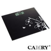 CAMRY 舞蝶時尚數位體重計(輕薄型)-箱購