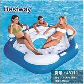 成人海邊水上浮排加厚充氣墊SJ672『時尚玩家』