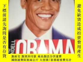 二手書博民逛書店OBAMA--A罕見PROMISE OF CHANGE(英文原版