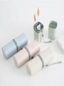 旅行洗漱杯便攜式漱口刷牙杯子多功能創意情侶牙刷牙膏收納盒套裝