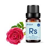 DOUX 玫瑰水溶性精油10ml 法國水氧機 泡澡精油