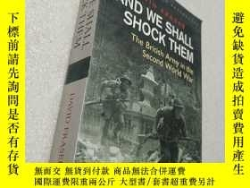 二手書博民逛書店AND罕見WE SHALL SHOCK THEM The Bri