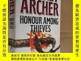 二手書博民逛書店Honour罕見Among ThievesY146810 Jef
