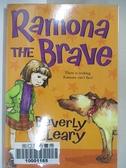 【書寶二手書T2/原文小說_IC9】Ramona the Brave_Cleary, Beverly