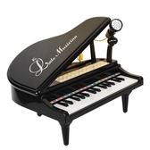 【免運】兒童電子琴小鋼琴玩具小孩琴初學帶麥克風1-6歲