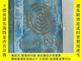 二手書博民逛書店LABYRINTH罕見(Three secrets.two wo