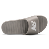 New Balance 男鞋 女鞋 拖鞋 休閒 防水 一體成形 灰【運動世界】SUF100TG